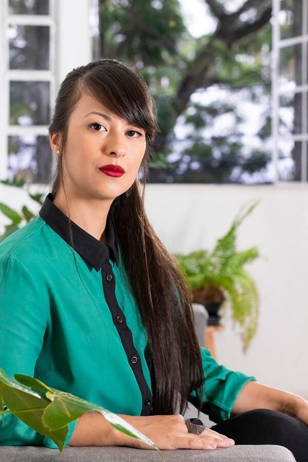 Aline Okabaiasse